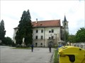 Image for Zámek Komarice - Komarice, okres Ceské Budejovice, CZ