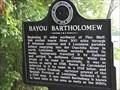Image for Bayou Bartholomew