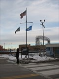 Image for Duluth Harbor Nautical Flag Pole – Duluth, MN