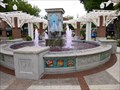 Image for Fountain Mosaics - Winter Garden, Florida, USA.