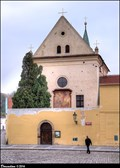 Image for Kostel Panny Marie Andelské / Church of the Virgin Mary Angelic (Prague - Hradcany)
