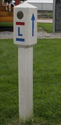 Image for Lincoln Highway Marker -- Historic UP RR Depot, Cozad NE