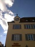 Image for Uhr / Clock Marktplatz  -  Rottenburg, Germany