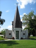 Image for St. Francis Xavier Church Steeple - Ft. Myers, FL