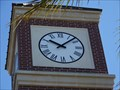 Image for Park Station Clock - Pinellas Park, FL