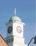 Image for Sampson County Courthouse Clock - Clinton, NC