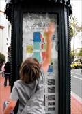Image for Paseo Nuevo State Street map - Santa Barbara, California