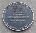 Image for Tyne Bridge 75th Anniversary - Newcastle-Upon-Tyne, UK