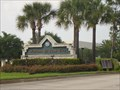 Image for Welcome To Palm City (FL)- Sailfish Capital of the World- Martin Blvd.