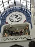 Image for Thornton's Arcade clock – Leeds, UK