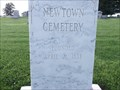 Image for Newtown Cemetery - Newtown, Fountain County, IN