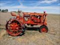 Image for McCormick Deering FarmAll Tractor - Boise City, Oklahoma