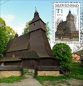 Image for Wooden Church of Saint Francis - Hervartov, Slovakia