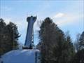 Image for Mt. Itasca Ski Jump - Coleraine, Minnesota