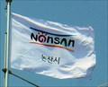 Image for Municipal Flag  -  Nonsan, Korea