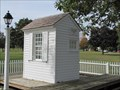 Image for New Castle-Frenchtown Railroad Ticket Office - New Castle Historic District - New Castle, Delaware