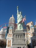 Image for 1/3 Scale Statue Of Liberty, Empire State Building, Brooklyn Bridge - Las Vegas, NV