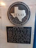 Image for FIRST Hotel to Bear Conrad Hilton's Name - Dallas, TX