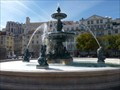Image for Rossio Fountain - Lisbon, Portugal
