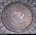 Image for Frýdlant nad Ostravicí manhole cover - Frýdlant nad Ostravicí (North Moravia)