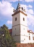 Image for Kostel sv. Václava Tišnov, Czech republic