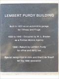 Image for Lembert Purdy Building - Roseville, CA