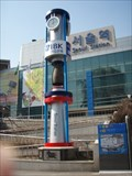 Image for New Seoul Station Clock  -  Seoul, Korea