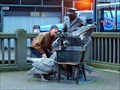 Image for Ivar Feeding the Gulls - Seattle, WA