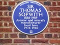 Image for Sir Thomas Sopwith - Green Street, London, UK