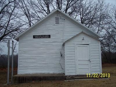 Ruddick Former One-Room School, by MountainWoods