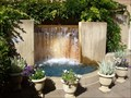 Image for Stanford Shopping Center Waterfall Fountain - Palo Alto, Ca
