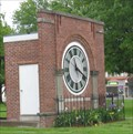 Image for Allen County Courthouse Townclock, Iola, Kansas