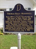 Image for Thomas Riley Marshall