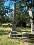 Image for Nolan - Dickinson Cemetery - Dickinson, TX