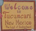 Image for Welcome to Tucumcari - Land of enchantment - New Mexico, USA.
