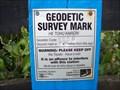Image for BD2H  Survey Mark - Whitford,  New Zealand