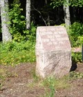 Image for 45th Parallel Marker - Perry Maine