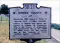 Image for Sumner County/Trousdale County-3B20-County Line