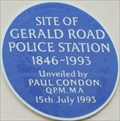 Image for Gerald Road Police Station - Gerald Road, London, UK
