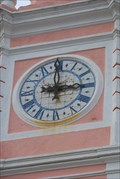 Image for Relógio dos Antigos Paços do Concelho - Arruda dos Vinhos, Portugal