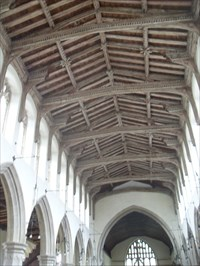 ...the nave roof.