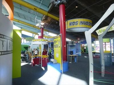 Kids in Charge - MOSI - Tampa, Florida, USA.