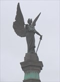 Image for Victoria (Victory) and Asteroid 12 Victoria - Newcastle-Upon-Tyne, UK
