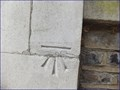 Image for Cut Bench Mark - Kensington Road, London, UK