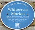 Image for Whitecross Market - Whitecross Street, London, UK