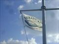 Image for Flag of Sebastian - Sebastian, FL