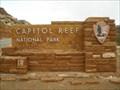 Image for Capitol Reef National Park - Fruita, UT, USA