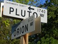 Image for Pluto Way, Sacramento CA -- U S
