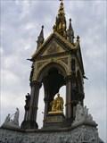 Image for Albert Memorial - London, U. K.