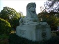 Image for Sphinx - Mount Auburn Cemetary - Cambridge MA